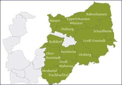 Leader-Region Darmstadt-Dieburg Innenentwicklung